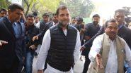 लद्दाख मुद्दे पर राहुल गांधी ने वीडियो के साथ ट्वीट कर पर साधा केंद्र को घेरा, कहा- लद्दाखियों की चेतावनी को अनदेखा करना देश को महंगा पड़ेगा