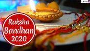 Raksha Bandhan 2020: रक्षा बंधन कब है? जानें राखी बांधने का शुभ मुहूर्त, भाई-बहन के अटूट बंधन को समर्पित इस पर्व का महत्व और इससे जुड़ी पौराणिक कथाएं