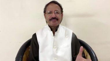 सीएम शिवराज सिंह चौहान को हुआ कोरोना, कांग्रेस ने कसा तंज- 'भाभी जी पापड़' खाओ, ठीक हो जाओ