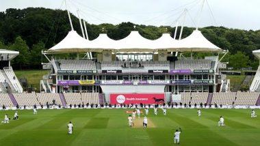 England vs West Indies:  इंग्लैंड और वेस्टइंडीज के खिलाड़ियों ने घुटने के बल बैठकर किया नस्लवाद का विरोध