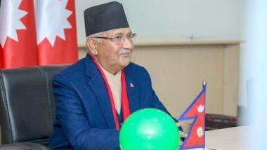 नेपाल के पीएम के.पी. शर्मा ओली ने आतंकवाद पर व्यापक सहमति का किया आह्वान