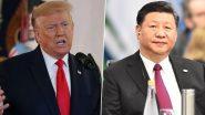 US-China Trade War: अमेरिकी राष्ट्रपति डोनाल्ड ट्रंप का बड़ा हमला, कोरोना वायरस को बताया चीन का प्लेग, ट्रेड डील के बारे में कही ये बात