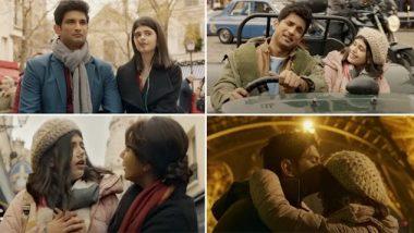 Dil Bechara Song: सुशांत सिंह राजपूत की फिल्म 'दिल बेचारा' का तीसरा गाना 'खुलके जीने का' हुआ रिलीज, देखें Video