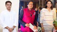 Rajasthan Congress Crisis: सचिन पायलट के खिलाफ कार्रवाई, कांग्रेस नेता शशि थरूर, प्रिया दत्ता, समेत इन  नेताओं ने जताया दुःख