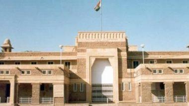 Rajasthan Political Crisis: कांग्रेस से बीएसपी में शामिल होने वाले विधायकों को राजस्थान HC का नोटिस, स्पीकर सीपी जोशी से भी मांगा जवाब