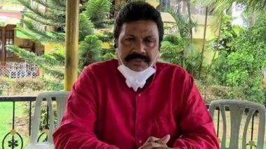 कर्नाटक के मंत्री बीसी पाटिल कोरोना वायरस से पाए गए पॉजिटिव, खुद लोगों को इसके बारे में दी जानकारी
