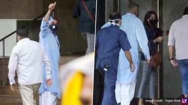 Sanjay Dutt Diagnosed with Lung Cancer: इलाज के लिए अमेरिका जा सकते हैं संजय दत्त, 5 साल का वीजा मिला