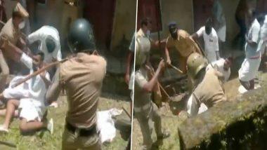 Kerala Gold Smuggling Case: केरल के वायनाड में CM पिनराई विजयन के इस्तीफे की मांग करने वाले कांग्रेस कार्यकर्ताओं पर पुलिस ने जमकर भाजी लाठियां (Watch Video)