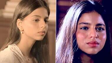 Suhana Khan Photos: रोते हुए नजर आई शाहरुख की बेटी सुहाना खान, सोशल मीडिया पर फोटो किया शेयर