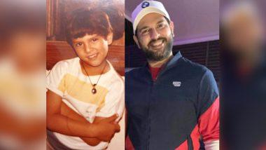 Throw back Thursday: युवराज सिंह ने अपने बचपन की तस्वीर इंस्टाग्राम पर शेयर कर ताजा की यादें, देखें तस्वीर