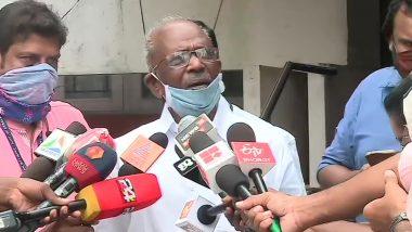Landslide in Munnar: भूस्खलन स्थल से अब तक 7 शव बरामद, मंत्री एम एम मणि इडुक्की जाकर लेंगे स्थिति का जायजा