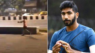 Jasprit Bumrah Fan Imitates His Bowling Action: हुबहू जसप्रीत बुमराह की तरह गेंदबाजी करता हुआ नजर आया छोटा बच्चा, क्रिकेटर ने वीडियो शेयर कर कहा- फ्यूचर ब्राइट है