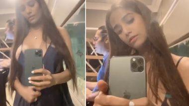 Poonam Pandey Bold Video: हॉट मॉडल पूनम पांडे ने बॉयफ्रेंड के सामने खींची अपनी टी-शर्ट, बोल्ड वीडियो इंटरनेट पर हुआ वायरल