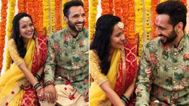 Punit Pathak Gets Engaged: खतरों के खिलाड़ी 9 के विजेता पुनीत पाठक ने निधि मुनि सिंह की सगाई, वरुण धवन ने सोशल मीडिया पर दी बधाई