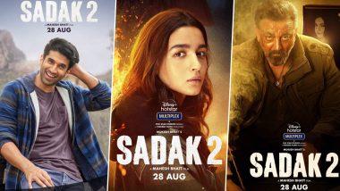 Sadak 2 Trailer: आलिया भट्ट और संजय दत्त की फिल्म के ट्रेलर को ज्यादातर नापसंद कर रहें हैं लोग, क्या है लोगों की नाराजगी की वजह?