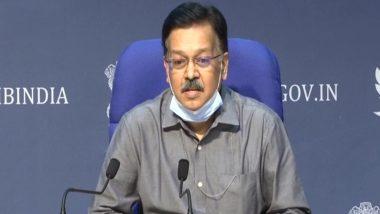 स्वास्थ्य मंत्रालय के सचिव Rajesh Bhushan ने कहा- वैक्सीन निर्माता अपने 50% डोज भारत सरकार को उपलब्ध कराएंगे