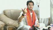 MP By-Elections 2020: सिंधिया ने उपचुनाव के लिए कसी कमर,  संघ के पदाधिकारियों से की बातचीत