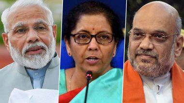 Nirmala Sitharaman Birthday Wishes: वित्त मंत्री निर्मला सीतारमण का जन्मदिन आज, पीएम नरेंद्र मोदी-गृहमंत्री अमित शाह सहित इन नेताओं ने दी बधाई