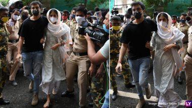 Rhea Chakraborty Bail Application: रिया चक्रवर्ती, उनके भाई शोविक चक्रवर्ती समेत अन्य की जमानत अर्जी पर पूरी हुई सुनवाई, कल अदालत सुनाएगी फैसला