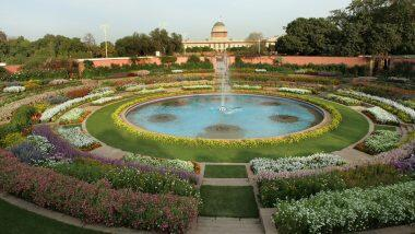 Fact Check: राष्ट्रपति भवन स्थित 'मुगल गार्डन' का नाम बदलकर रखा गया 'राजेंद्र प्रसाद गार्डन'? यहां पढ़े सोशल मीडिया पर वायरल हो रहे पोस्ट की पूरी सच्चाई