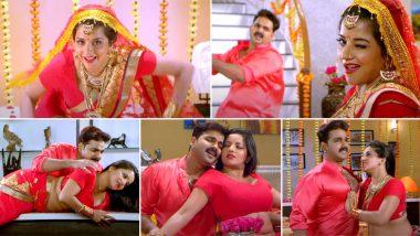 Monalisa-Pawan Singh Bhojpuri Song: मोनालिसाने पवन सिंहके साथ किया हॉट डांस, भोजपुरी गाने का Sexy Video हुआ Viral
