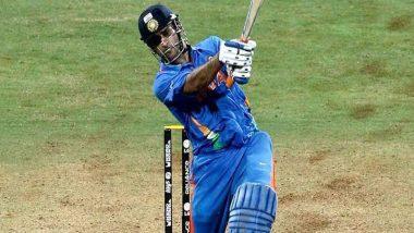 MS Dhoni 2011 World Cup Winning Six: महेंद्र सिंह धोनी के नाम होगी वानखेड़े स्टेडियम की वो सीट, MCA ने रखा प्रस्ताव