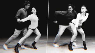 Alaya Furniturewala Dance Video: अलाया फर्नीचरवाला का Video हुआ वायरल, सैम स्मिथ के गाने पर परफॉर्मेंस करती आईं नजर, देखे वीडियो