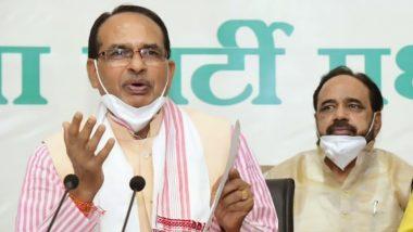 Madhya Pradesh Bypoll 2020: सीएम शिवराज सिंह चौहान  6 दिन में 16 विधानसभा क्षेत्रों का करेंगे दौरा