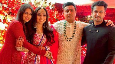 Nidhi Dutta-Binoy Gandhi Engaged: निधि दत्ता ने बिनॉय गांधी से की सगाई, समारोह में पहुंचे दीपिका कक्कड़-शोएब इब्राहीम (See Pics)