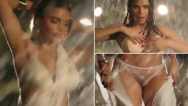 Sherlyn Chopra Hot Video: वाईट साड़ी पहन बरसात में नहाती शर्लिन चोपड़ा ने पानी में लगा दी आग, वीडियो देख लोगों के छूटे पसीने