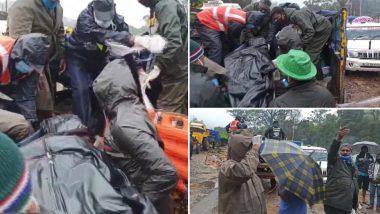 Idukki Landslide in Kerala: इडुक्की भूस्खलन में मृतकों की संख्या हुई 21, रेस्क्यू ऑपरेशन जारी