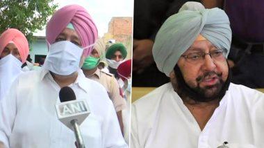 पंजाब में जहरीली शराब पीने से 40 लोगों की मौत, अमरिंदर सरकार ने किया 1 लाख रुपये के मुआवजे का ऐलान: कांग्रेस सांसद जसबीर सिंह डिंपा