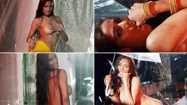 Poonam Pandey Bold Video: एक्ट्रेस पूनम पांडे ने साड़ी पहनकर दिखाया सेक्सी फिगर, हॉट रेन डांस वीडियो हुआ Viral
