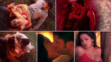 Monalisa Hot Bhojpuri Song: भोजपुरी एक्ट्रेस मोनालिसा के हॉट Kissing और इंटिमेट सीन्स से भरा सॉन्ग 'कवन जादू कइलू' हुआ Viral, देखें Video