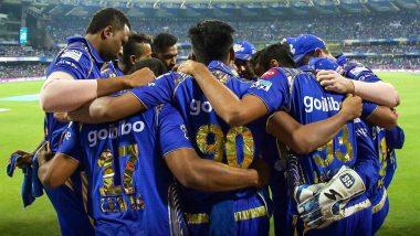 IPL 2020 Update: मुंबई इंडियंस के सभी खिलाड़ी और स्टाफ मेंबर COVID-19 से बचने के लिए पहनेंगे स्मार्ट रिंग