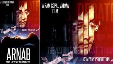 Arnab: The News Prostitute First Poster: रामगोपाल वर्मा ने अपनी अगली फिल्म अर्नब का मोशन पोस्टर शेयर कर लोगों से किया ये बड़ा वादा
