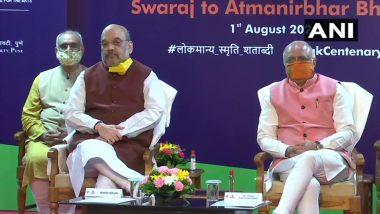 बाल गंगाधर तिलक की 100वीं पुण्यतिथि पर ICCR द्वारा वेबिनार 'लोकमान्य तिलक: स्वराज से आत्मनिर्भर भारत'  का आयोजन, गृहमंत्री अमित शाह ने की शिरकत