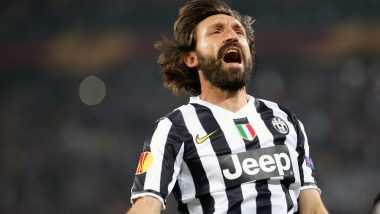 Juventus के नए कोच बने Andrea Pirlo