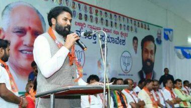 Karnataka Health Minister B Sriramulu Corona Positive: कर्नाटक के सीएम बीएस येदियुरप्पा  के  बाद स्वास्थ्य मंत्री बी श्रीरामुलु पाए गए कोरोना पॉजिटिव, ट्वीट कर दी जानकरी