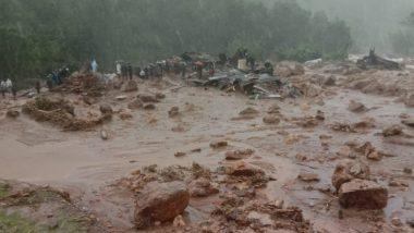 Landslide in Munnar: केरल के इडुक्की में भूस्खलन से 5 की मौत, कई मलबे में दबे- CM पिनराई विजयन ने वायुसेना से मांगी मदद (Watch Video)