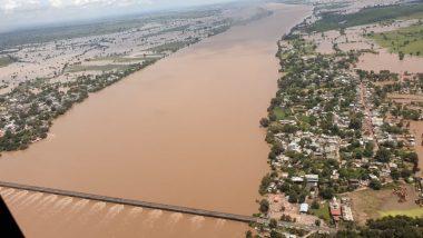 Madhya Pradesh Floods: मध्य प्रदेश में उतर रहा बाढ़ का पानी, अभी भी नर्मदा नदी खतरे के निशान से 8 फीट ऊपर