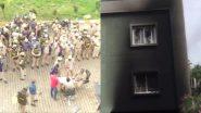 Bangalore Violence: आपत्तिजनक सोशल मीडिया पोस्ट पर बेंगलुरु में हिंसक विरोध प्रदर्शन, पुलिसकर्मियों पर भी हुआ हमला