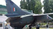 AMU कैंपस में खड़े वायुसेना के फाइटर प्लेन को बेचने के लिए OLX पर डाला ऐड, मचा हड़कंप
