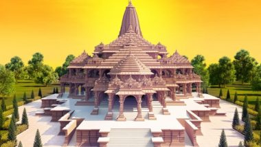 Ram Mandir Bhumi Pujan: बनने के बाद कुछ ऐसा दिखेगा अयोध्या का भव्य राम मंदिर, देखें नए मॉडल की तस्वीरें