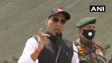 Atma Nirbhar Bharat Saptah: केंद्रीय रक्षा मंत्री आज करेंगे 'आत्मनिर्भर भारत सप्ताह' की शुरुआत