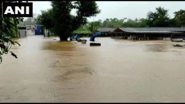 Bihar Flood: बाढ़ से बिहार के कई जिले बेहाल, 33 फीसदी फसल तबाह