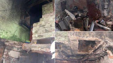 LPG explosion In Delhi: दिल्ली के टिग्री इलाके में स्थित जेजे कैंप में सिलेंडर ब्लास्ट से लगी आग, दमकल की 8 गाड़ियां मौके पर मौजूद