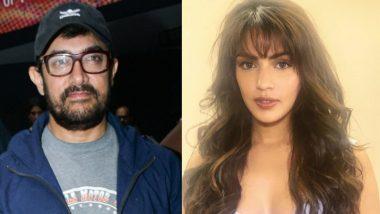 Sushant Singh Rajput Case: रिया चक्रवर्ती ने आमिर खान को किया था फोन, सुपरस्टार ने उन्हें तीन बार किए थे मैसेज