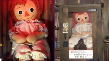 Is Annabelle Doll Real? क्या 'एनाबेल' डॉल असली है? जानिए 'कॉन्ज्यूरिंग' फेम भूतिया गुड़िया की सच्ची कहानी