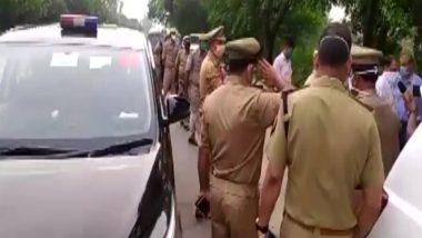 BJP MLA Krishnanand Rai Murder Case: बीजेपी विधायक कृष्णानंद राय हत्या मामले में आरोपी राकेश पांडेय की एनकाउंटर में मौत